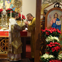 Bishop Milan's First Visit to Our Parish photo album thumbnail 11